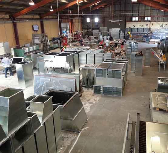 Express Sheetmetal Manufacturing